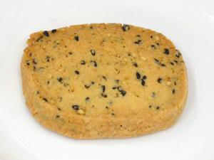 ゴマのクッキー